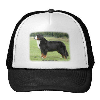 Bernese Mountain Dog 9Y236D-087 Trucker Hat