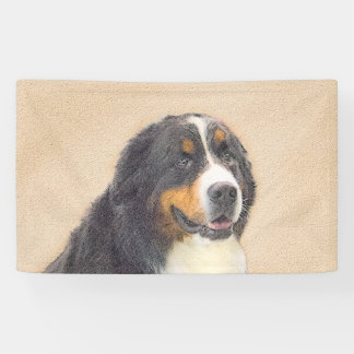 Bernese Mountain Dog Banner