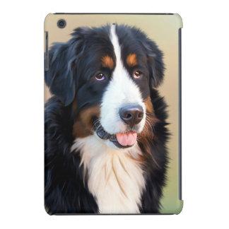 Bernese Mountain dog beautiful ipad mini case