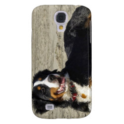 Case-Mate Barely There Samsung Galaxy S4 Case with Bernese Mountain Dog Phone Cases design
