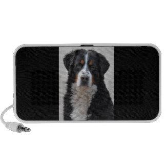 Bernese Mountain dog beautiful photo gift Speakers