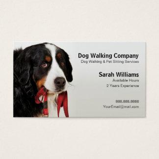 Bernese Mountain Dog (Berner Sennenhund) Business Card