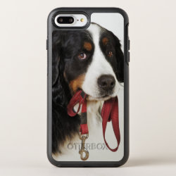 OtterBox Apple iPhone 7 Plus Symmetry Case with Bernese Mountain Dog Phone Cases design