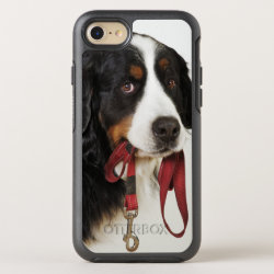 OtterBox Apple iPhone 7 Symmetry Case with Bernese Mountain Dog Phone Cases design