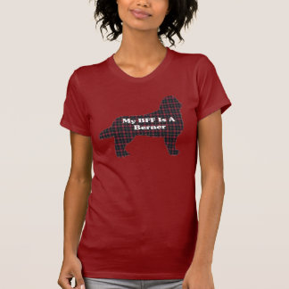 Bernese Mountain Dog BFF Apparel T-Shirt