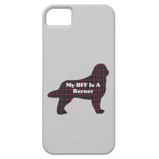 Bernese Mountain  Dog BFF iPhone SE/5/5s Case