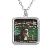 Bernese Mountain Dog Brand – Organic Coffee Compan Jewelry