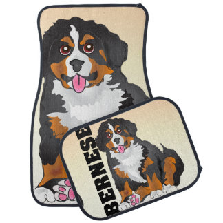 Bernese mountain dog breed car floor mats car mat