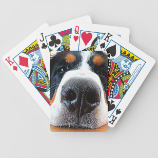 Bernese Mountain Dog Cards Deck Of Cards