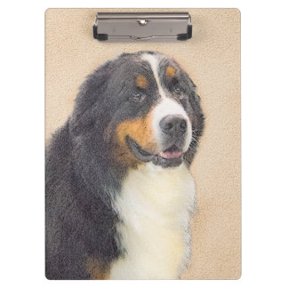 Bernese Mountain Dog Clipboard