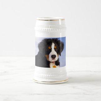 Bernese Mountain Dog - Cute Puppy Photo Mug