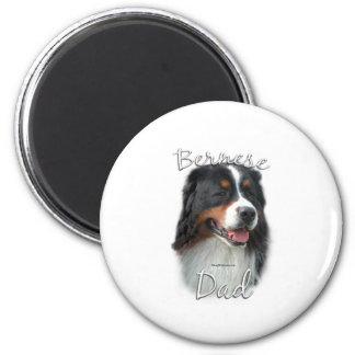 Bernese Mountain Dog Dad 2 Magnet