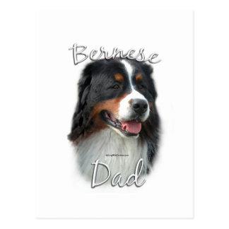 Bernese Mountain Dog Dad 2 Postcard