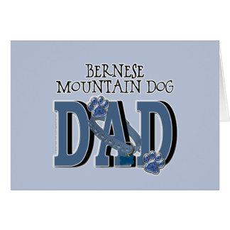 Bernese Mountain Dog DAD Card