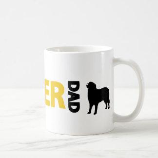Bernese Mountain Dog Dad Coffee Mug