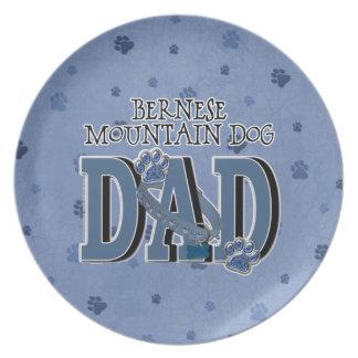 Bernese Mountain Dog DAD Plate