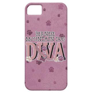 Bernese Mountain Dog DIVA iPhone SE/5/5s Case