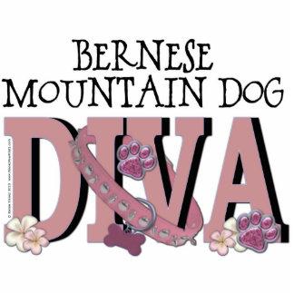 Bernese Mountain Dog DIVA Standing Photo Sculpture