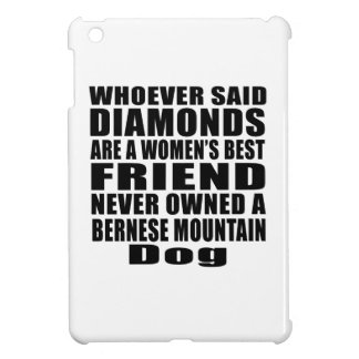 BERNESE MOUNTAIN DOG DOG BEST FRIEND DESIGNS COVER FOR THE iPad MINI
