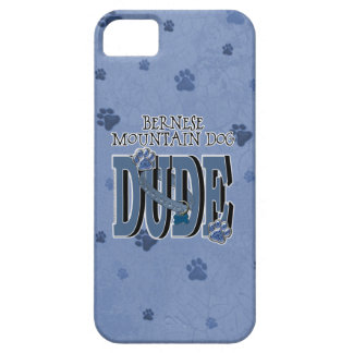 Bernese Mountain Dog DUDE iPhone SE/5/5s Case