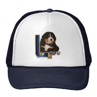 Bernese Mountain Dog Gifts Trucker Hat