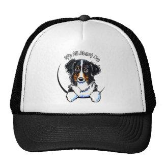 Bernese Mountain Dog IAAM Trucker Hat