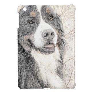 Bernese Mountain Dog iPad Mini Cover