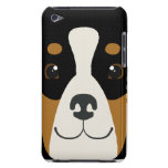 Bernese Mountain Dog iPhone or phone cover Barely There iPod Covers