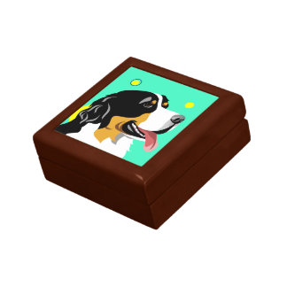 Bernese Mountain Dog Lover Gifts Gift Box