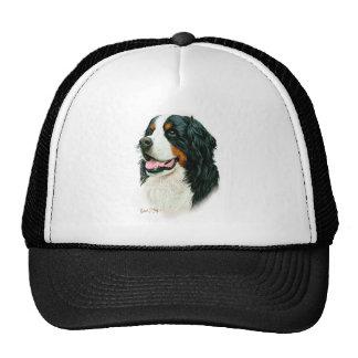 Bernese Mountain Dog Mesh Hats