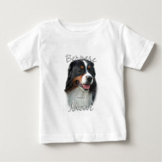 Bernese Mountain Dog Mom 2 Baby T-Shirt