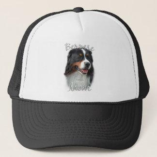 Bernese Mountain Dog Mom 2 Trucker Hat