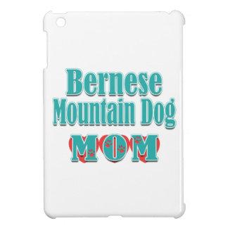 Bernese Mountain Dog Mom Hearts iPad Mini Cover