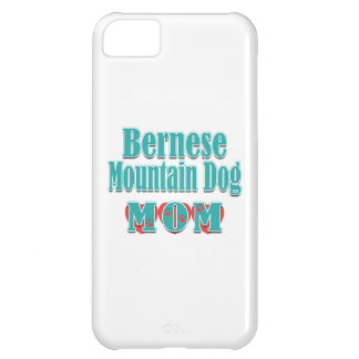 Bernese Mountain Dog Mom Hearts iPhone 5C Cover