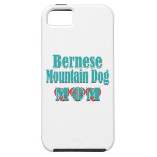 Bernese Mountain Dog Mom Hearts iPhone SE/5/5s Case