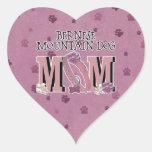 Bernese Mountain Dog MOM Stickers