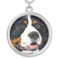 Bernese Mountain Dog necklace
