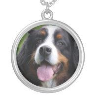Bernese Mountain dog necklace, gift idea