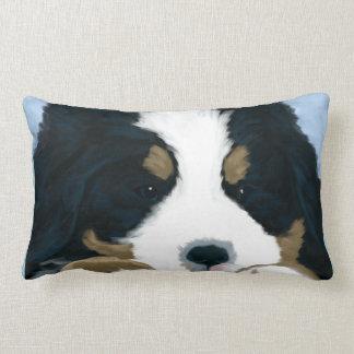 Bernese Mountain dog pillow