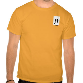 Bernese Mountain Dog Playera - caballeros Tshirts
