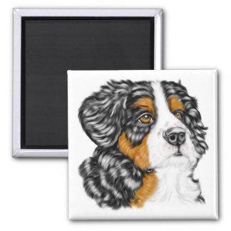 Bernese Mountain Dog Pup Magnet