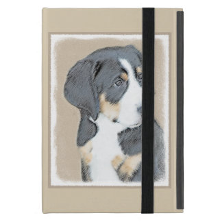 Bernese Mountain Dog Puppy Covers For iPad Mini
