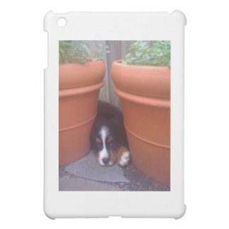 Bernese Mountain Dog Puppy Cover For The iPad Mini