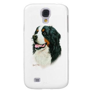 Bernese Mountain Dog Samsung Galaxy S4 Case