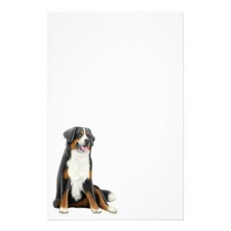 Bernese Mountain Dog Stationery