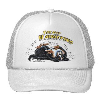 Bernese Mountain Dog Totally Hairifying Trucker Hat