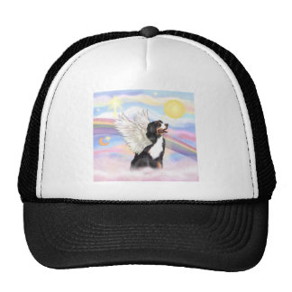 Bernese Mountain Dog Trucker Hat