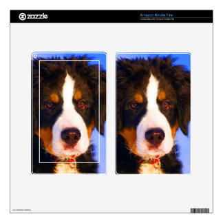 bernese mountain dog wait for mom love skins for kindle fire