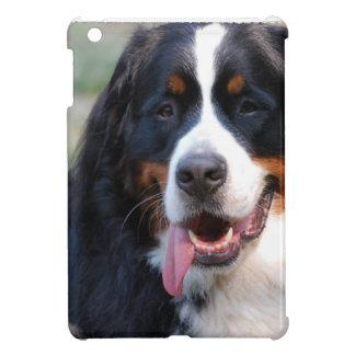 Bernese Mountain Dog with Big Tongue iPad Mini Case