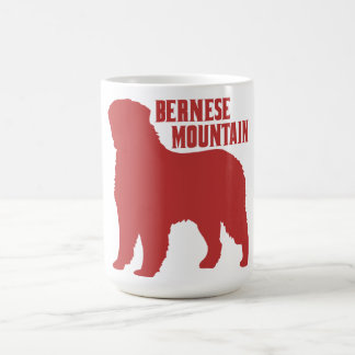 Bernese Mountain Classic White Coffee Mug